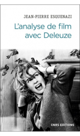 Lanalyse de film avec Deleuze - couverture