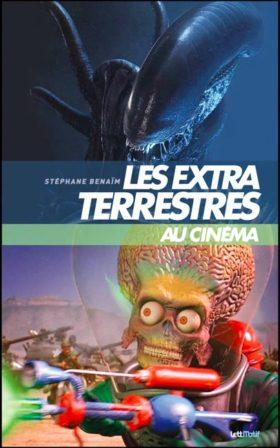 Les extraterrestres au cinema - couverture