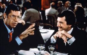 Jerry Lewis et Robert de Niro ) La Valse des Pantins
