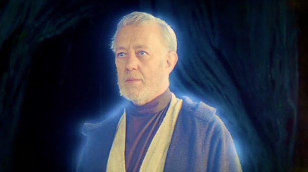 Obi-Wan Kenobi - Alec Guiness