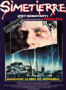 Simetierre - Pet Sematary - poster