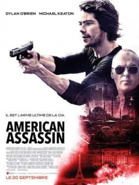 American Assassin - affiche