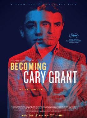 Becoming Cary Grant - affiche