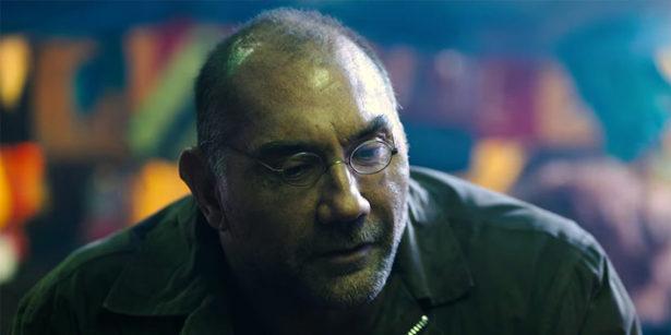 Dave Bautista - 2038 Nowhere to Run - Blade Runner 2049