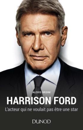 Harrison Ford - couverture livre