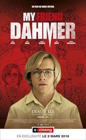 My Friend Dahmer – affiche