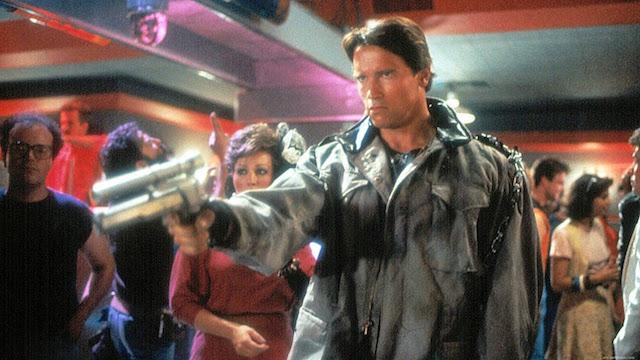 Arnold Schwarzenegger - Terminator 1984
