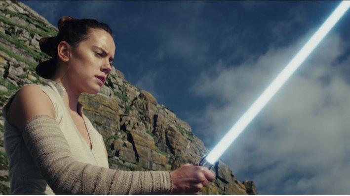 Daisy Ridley - Star Wars Les Derniers Jedi