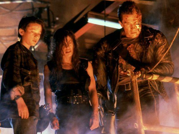 Terminator 2 Le Jugement Dernier