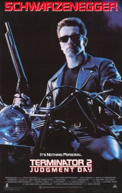Terminator 2 Le jugement dernier - poster