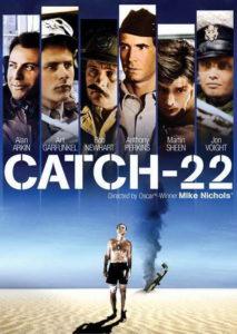 Catch 22 de Mike Nichols - poster