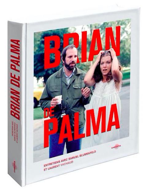 Coffret Livre DVD Brian De Palma