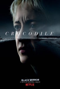 Crocodile - poster Black Mirror 4