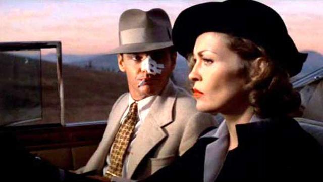 Faye Dunaway et Jack Nicholson - Chinatown