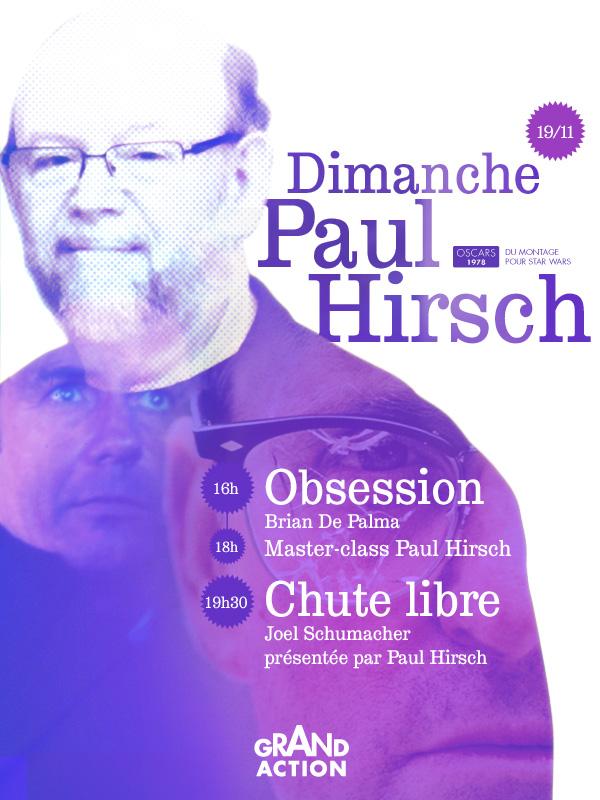 Masterclass Paul Hirsch - Grand Action