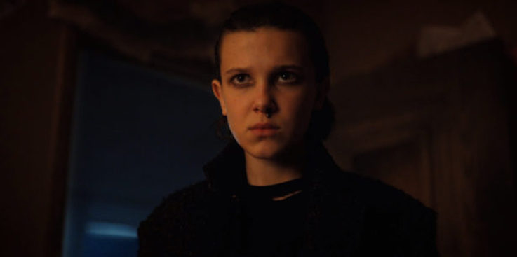 Millie Bobby Brown (Eleven) - Stranger Things 2