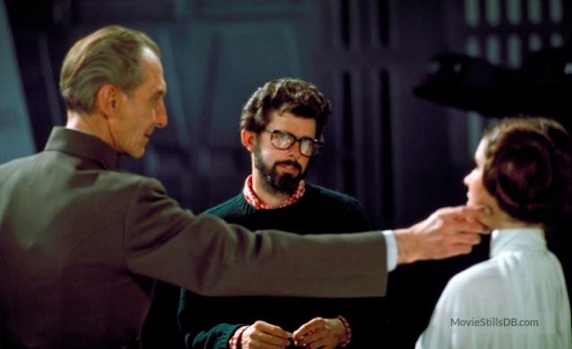 George Lucas - Star Wars Un Nouvel Espoir
