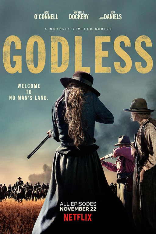 Godless - affiche