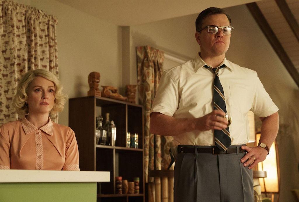 Julianne Moore et Matt Damon - Bienvenue a Suburbicon
