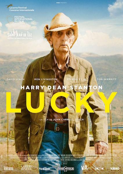 Lucky - affiche