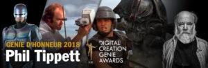 Phil Tippett - GENIE Dhonneur 2018