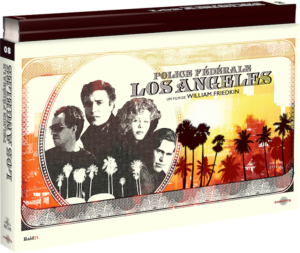 Police Federale Los Angeles - coffret ultra collector