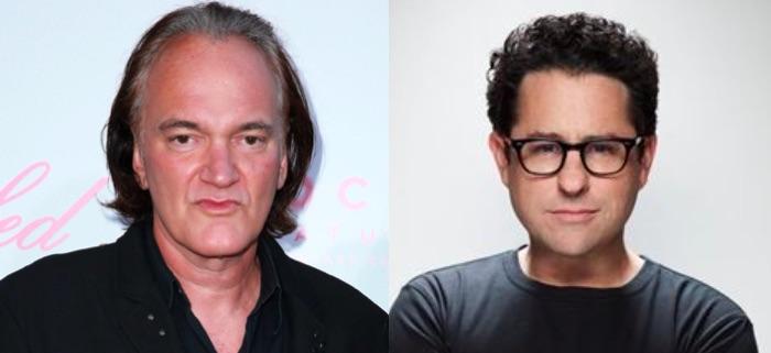 Quentin Tarantino et JJ Abrams