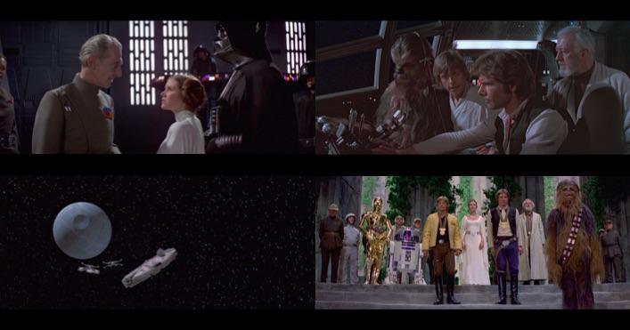 La Guerre des Etoile - Star Wars - Un Nouvel Espoir