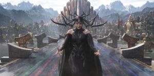 Hela (Cate Blanchett) - Thor Ragnarok