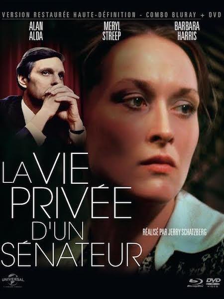 La Vie privee dun senateur - jaquette