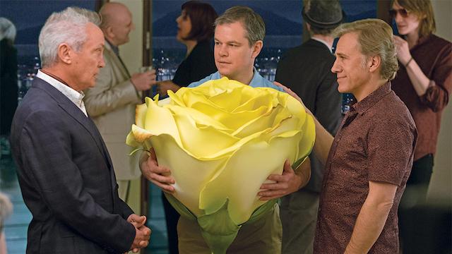 Un curieux voyage satirique avec un Matt Damon de douze centimètres — Downsizing