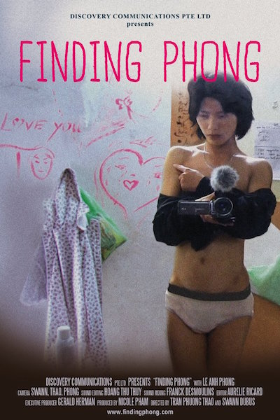 Finding Phong - affiche