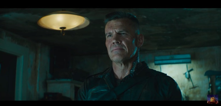 Josh Brolin - Cable - Deadpool 2