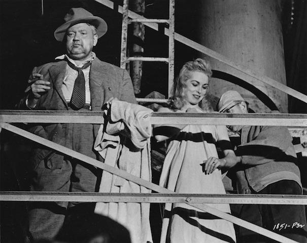 La Soif du Mal - Orson Welles- Janet Leigh