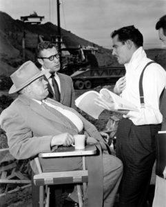 La Soif du Mal - Orson Welles- Mort Mills- Charlton Heston - BFI