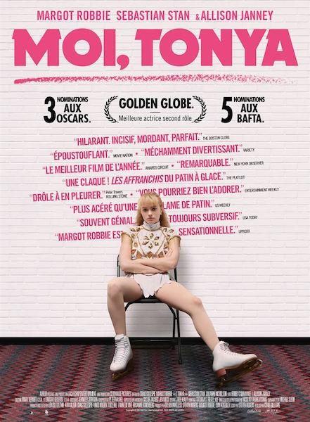 Moi Tonya - affiche