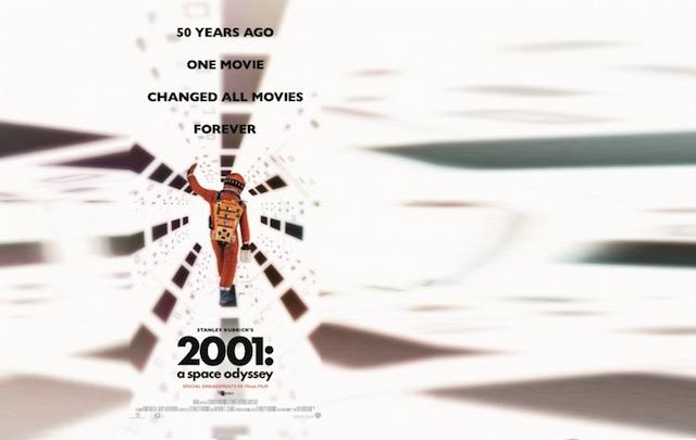 2001 Lodyssee de LEspace - Cannes Classics