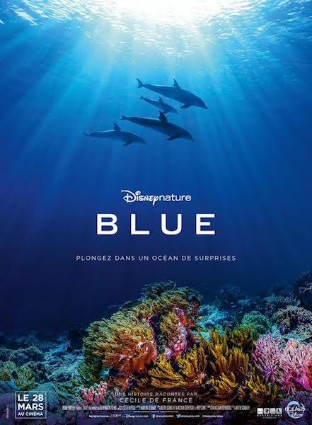 Blue - affiche