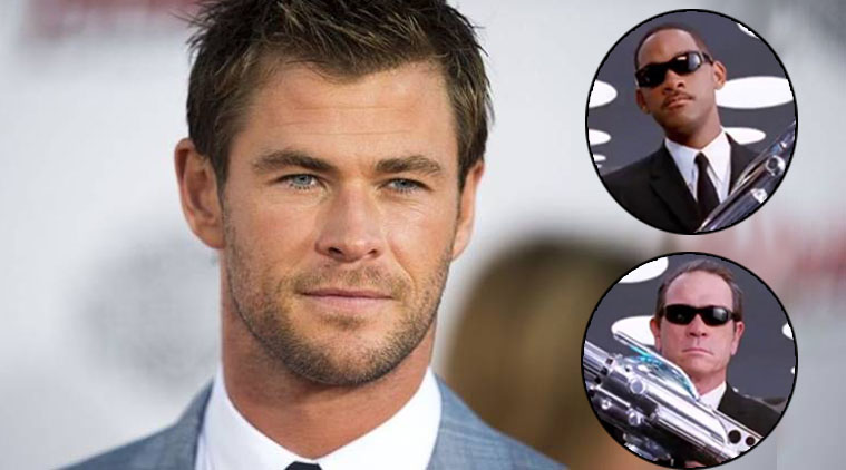 Chris Hemsworth - Men in Black