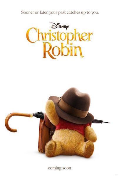 Christopher Robin - Winnie lOurson - affiche