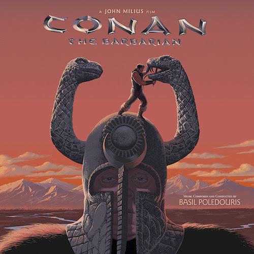 Conan le Barbare - reedition soundtrack