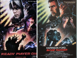 Ready Player One - Blade Runner