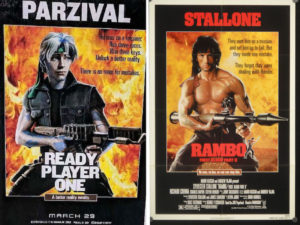 Ready Player One - Rambo