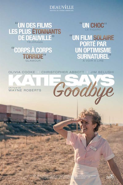 Katie says goodbye - affiche francaise