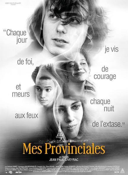 Mes Provinciales - affiche