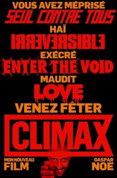 Climax - affiche