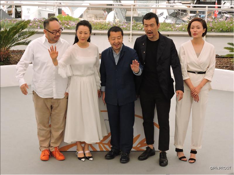 Les Eternels - Cannes 2018
