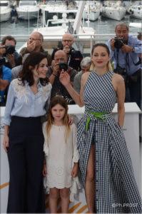 Marion Cotillard - Gueule dAnge / Crédit Philippe Prost pour CineChronicle