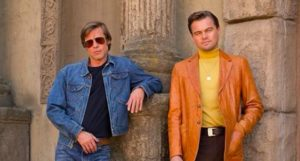 Brad Pitt et Leonardo DiCaprio - Once Upon a Time in Hollywood