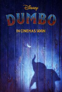 Dumbo - poster teaser